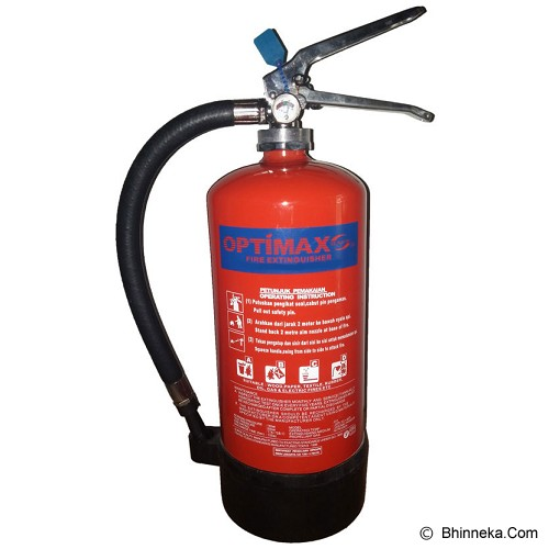 OPTIMAX Fire Extinghuisher AFF Foam Liquid 6% [AF-6] - Pemadam Kebakaran